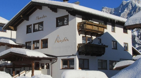 Alpenstern Pension - Fewo - Apart, Lermoos