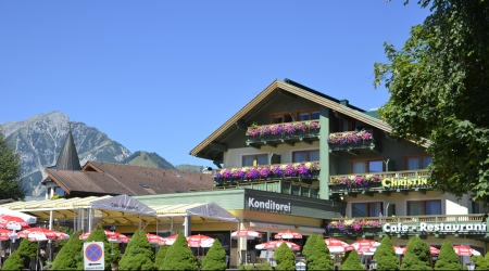 Hotel Christina, Pertisau