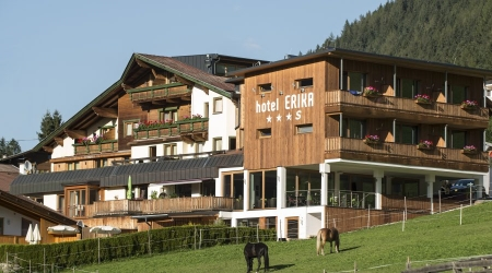 Panoramahotel Erika, Neustift
