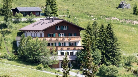 Pension Alwin, Lech