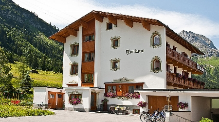 Pension Fortuna, Lech