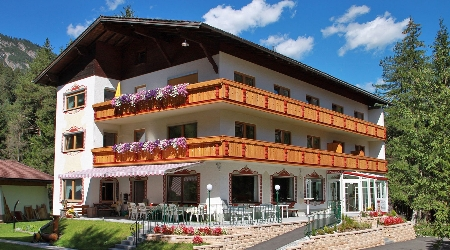 Pension Waldhof, Stanzach